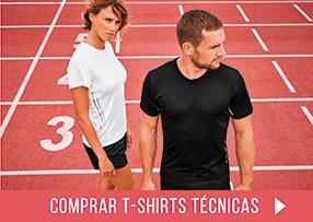 T-Shirts Técnicas